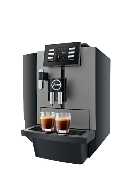 JURA X6 2 x espresso