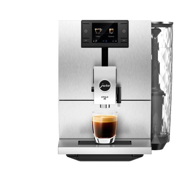 JURA ENA 8 Ma front espresso