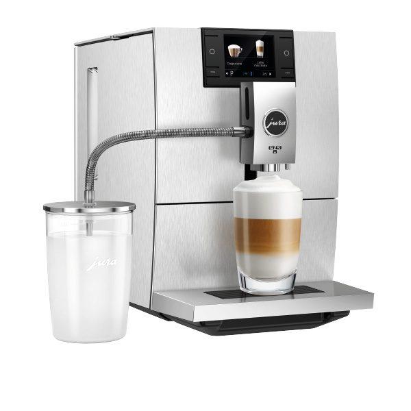 JURA ENA 8 MA Latte M. w. milk