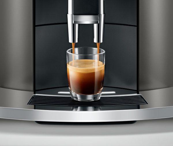 JURA Dark Inox m. espresso